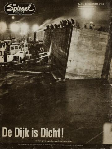 Watersnood documentatie 1953 - tijdschriften 1953-11-21