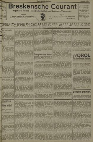Breskensche Courant 1934-06-23