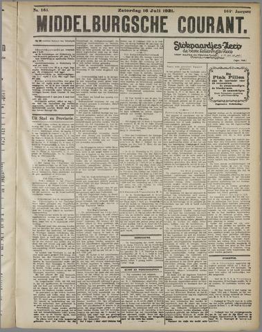 Middelburgsche Courant 1921-07-16
