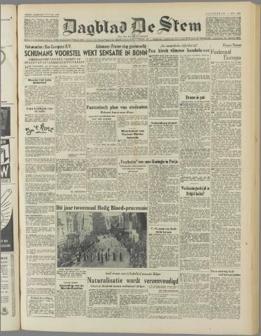 de Stem 1950-05-11