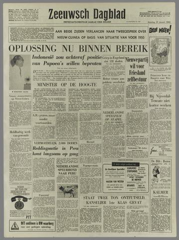 Zeeuwsch Dagblad 1962-01-13