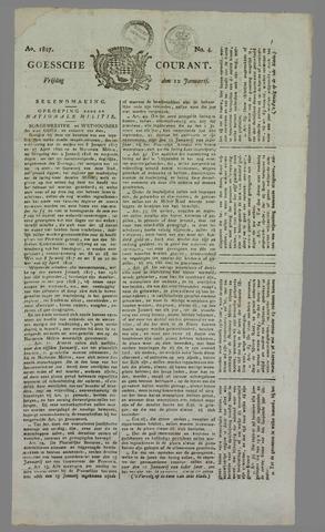 Goessche Courant 1827-01-12