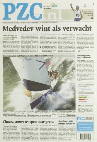 Provinciale Zeeuwse Courant 2008-03-03