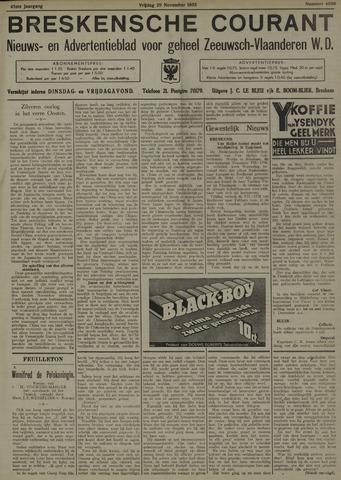 Breskensche Courant 1935-11-29