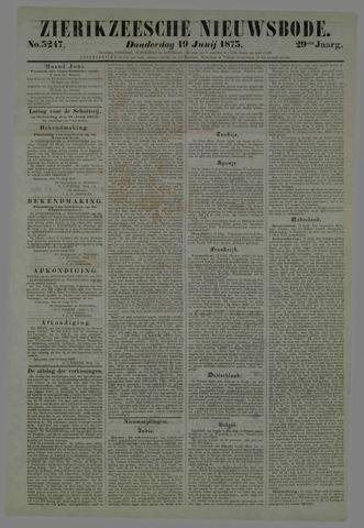Zierikzeesche Nieuwsbode 1873-06-19