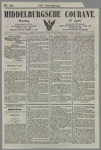 Middelburgsche Courant 1877-04-17
