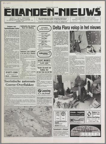 Eilanden-nieuws. Christelijk streekblad op gereformeerde grondslag 1989-08-04