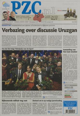 Provinciale Zeeuwse Courant 2011-12-13