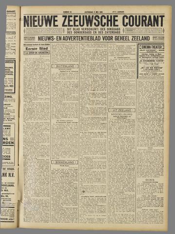 Nieuwe Zeeuwsche Courant 1931-05-02