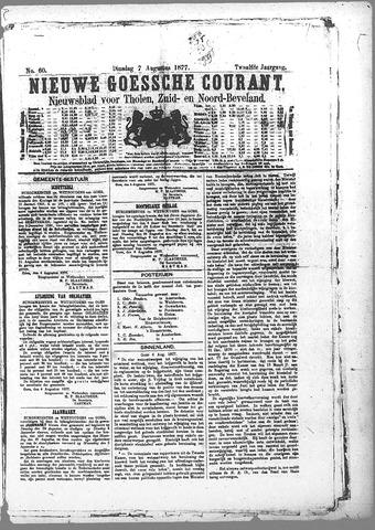 Nieuwe Goessche Courant 1877-08-07
