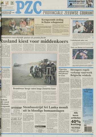 Provinciale Zeeuwse Courant 1999-12-20