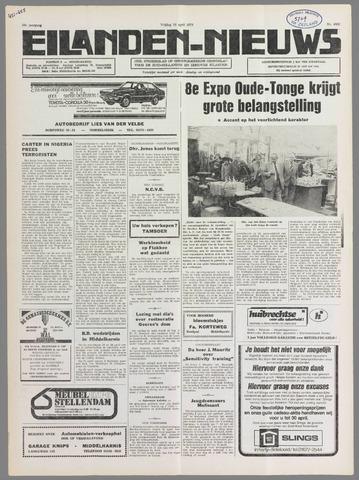Eilanden-nieuws. Christelijk streekblad op gereformeerde grondslag 1978-04-14