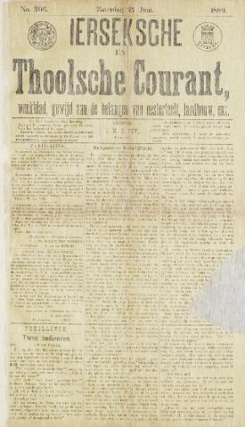Ierseksche en Thoolsche Courant 1889-06-22