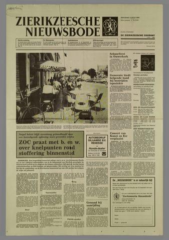 Zierikzeesche Nieuwsbode 1985-07-09