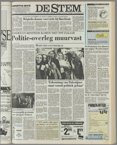 de Stem 1988-11-17