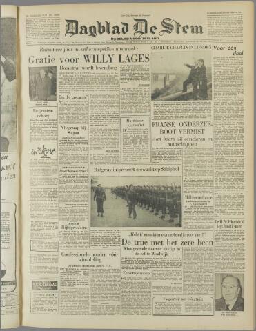 de Stem 1952-09-25