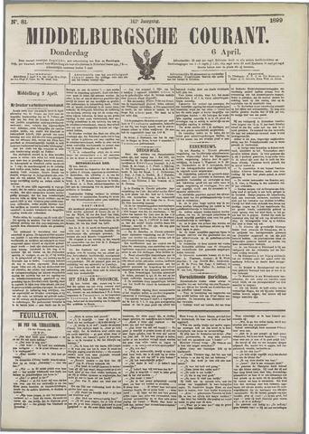 Middelburgsche Courant 1899-04-06