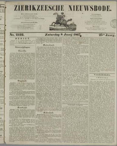 Zierikzeesche Nieuwsbode 1867-06-08