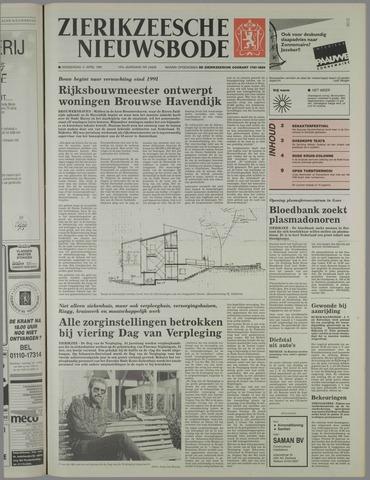 Zierikzeesche Nieuwsbode 1991-04-11
