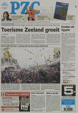 Provinciale Zeeuwse Courant 2011-02-05