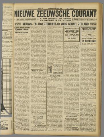 Nieuwe Zeeuwsche Courant 1928-11-03
