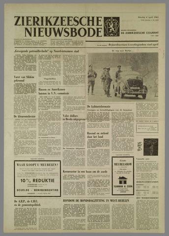 Zierikzeesche Nieuwsbode 1965-04-06