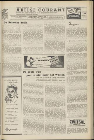 Axelsche Courant 1954-05-22