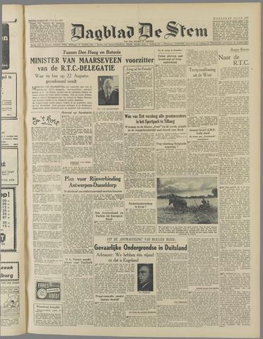 de Stem 1949-08-10