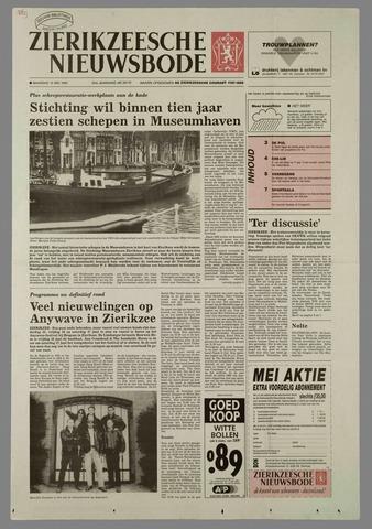 Zierikzeesche Nieuwsbode 1995-05-15