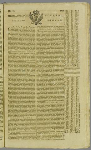 Middelburgsche Courant 1806-04-26