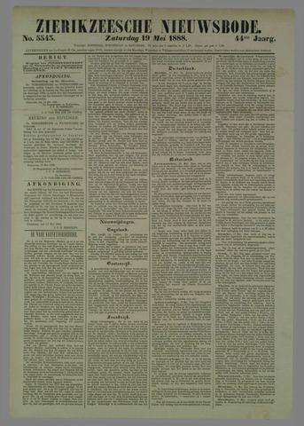Zierikzeesche Nieuwsbode 1888-05-19