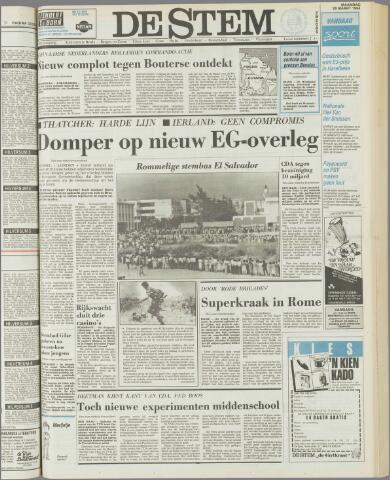 de Stem 1984-03-26