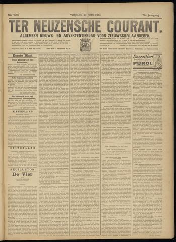 Ter Neuzensche Courant. Algemeen Nieuws- en Advertentieblad voor Zeeuwsch-Vlaanderen / Neuzensche Courant ... (idem) / (Algemeen) nieuws en advertentieblad voor Zeeuwsch-Vlaanderen 1933-06-23