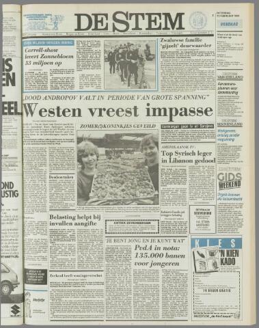 de Stem 1984-02-11