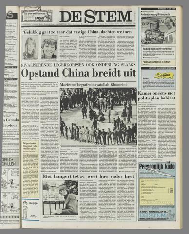 de Stem 1989-06-07