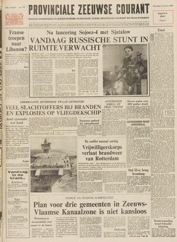 Provinciale Zeeuwse Courant 1969-01-15