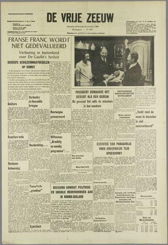 de Vrije Zeeuw 1968-11-25