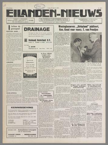 Eilanden-nieuws. Christelijk streekblad op gereformeerde grondslag 1976-08-20