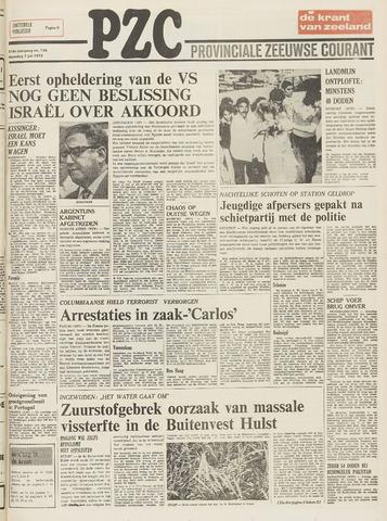 Provinciale Zeeuwse Courant 1975-07-07