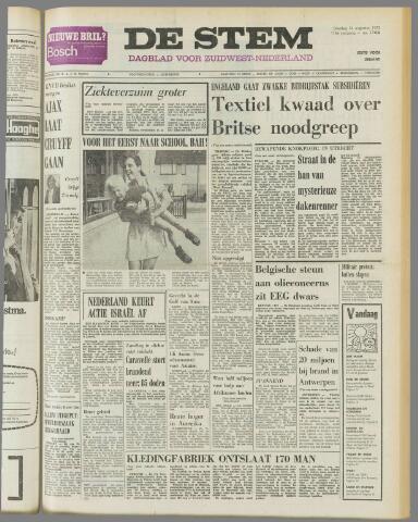 de Stem 1973-08-14