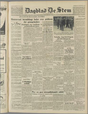 de Stem 1949-09-28