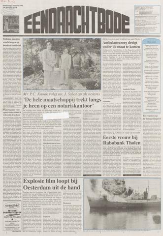 Eendrachtbode (1945-heden)/Mededeelingenblad voor het eiland Tholen (1944/45) 1999-08-05