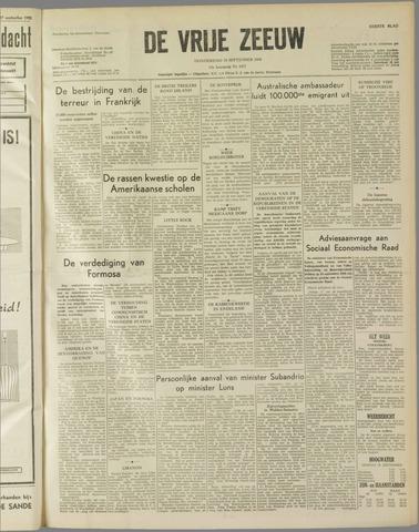 de Vrije Zeeuw 1958-09-18