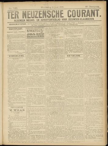 Ter Neuzensche Courant. Algemeen Nieuws- en Advertentieblad voor Zeeuwsch-Vlaanderen / Neuzensche Courant ... (idem) / (Algemeen) nieuws en advertentieblad voor Zeeuwsch-Vlaanderen 1926-06-02