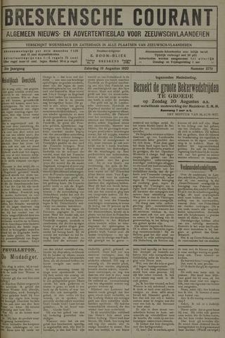 Breskensche Courant 1922-08-19