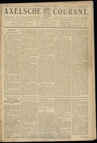 Axelsche Courant 1936-05-12