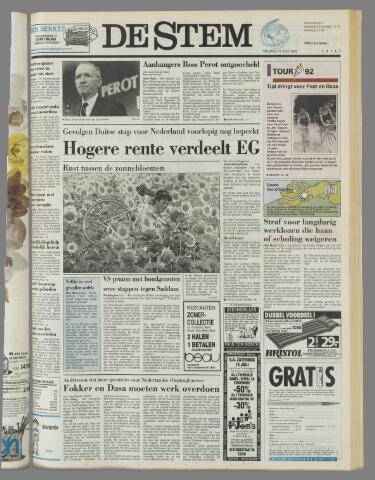 de Stem 1992-07-17