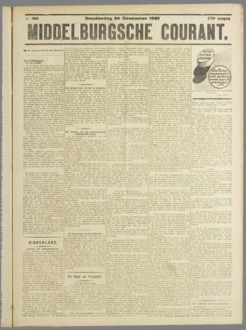 Middelburgsche Courant 1927-12-29