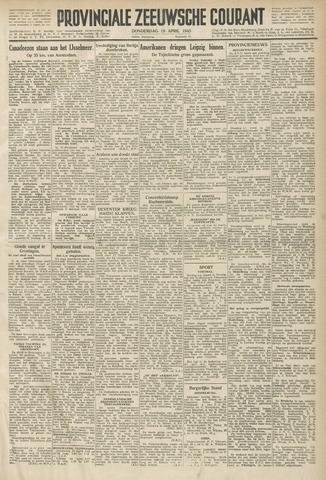 Provinciale Zeeuwse Courant 1945-04-19