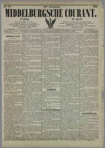 Middelburgsche Courant 1893-04-21
